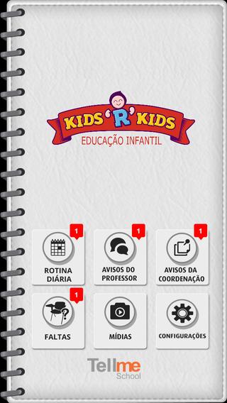 Kids R Kids Berçário e Educação Infantil