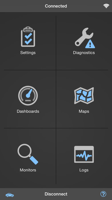 OBD Fusion - OBD2 vehicle scan tool and diagnostics Screenshots