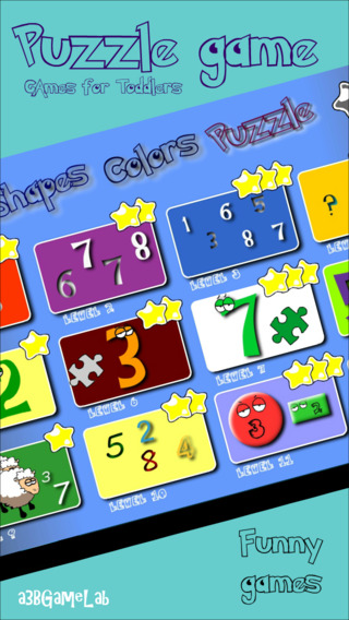 Puzzles Game for Kids