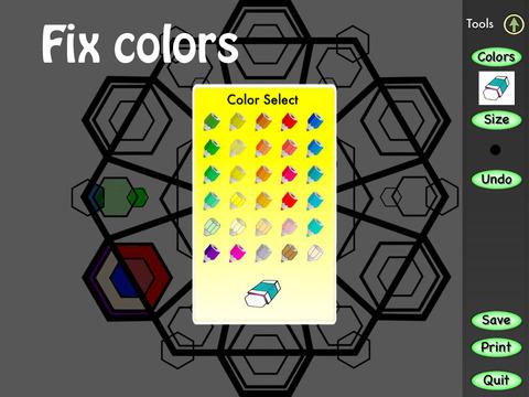 Coloring Mandala