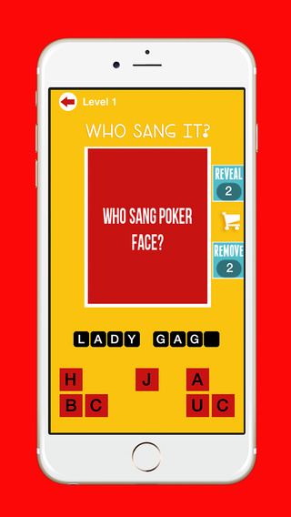 Who Sang That Song Trivia Game