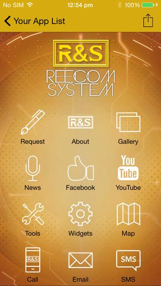 Reecom System