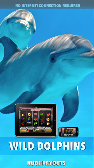Wild Dolphins Slots - FREE Slot Game A Monopoly of Money Blast