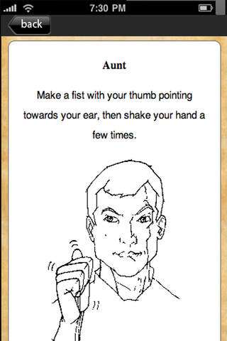 How To Sign Language! Learn ASL & Ameslan and speak sign with Adults Kids & Babies - Free screenshot