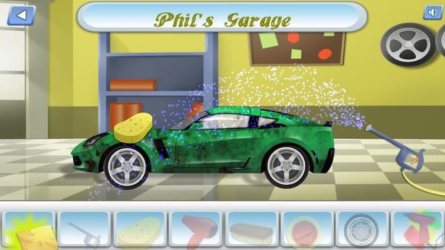 Car Wash - Little Sports Auto Clean-up Salon