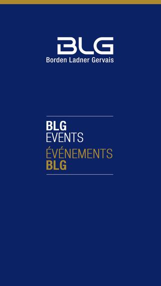 BLG Events