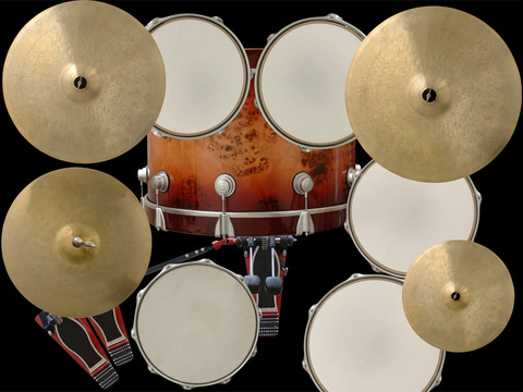 Drum Kit iPad Screenshot 1