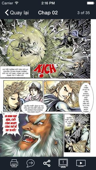 Hiệp Khách Hành - Truyện Tranh HD by QS Comic