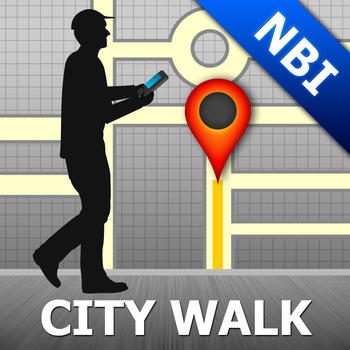 Nairobi Map and Walks, Full Version LOGO-APP點子