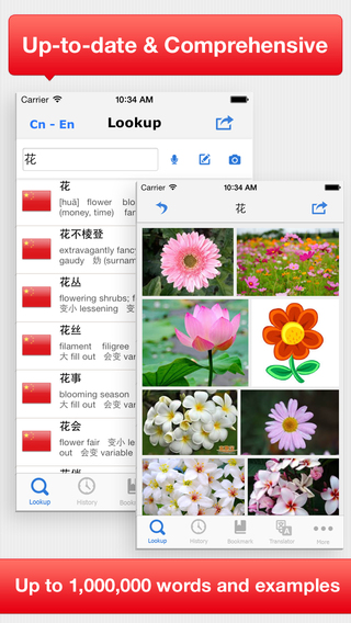 Advanced English Chinese Dictionary Translation PRO - English中国词典