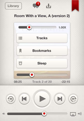 Audiobooks HQ audio books screenshot 4