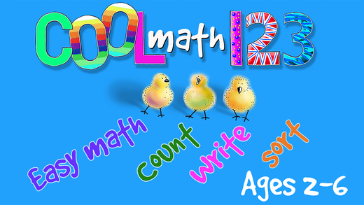 Cool Math Baby Chicks 123 – Learn to Count Write Numbers Sort Add and Subtract