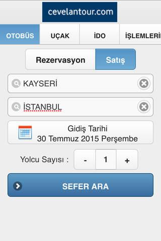 Cevelan Tour screenshot 2