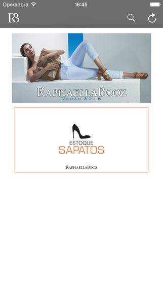 Raphaella Booz - Catálogo e Força de Vendas