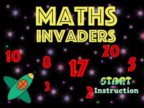 Math Invader