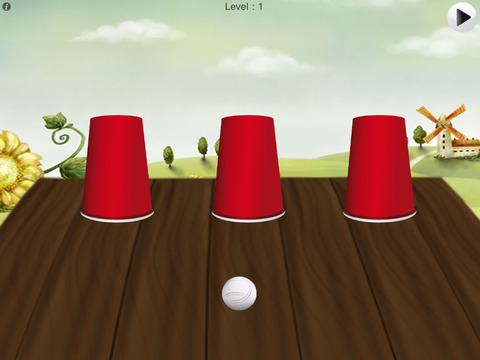 Find the Ball iPad Screenshot 1