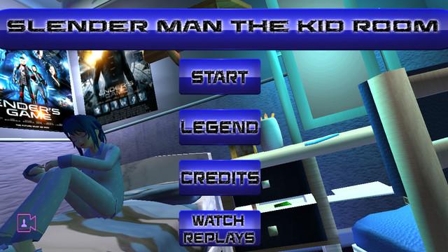 Slender Man The Kid Room