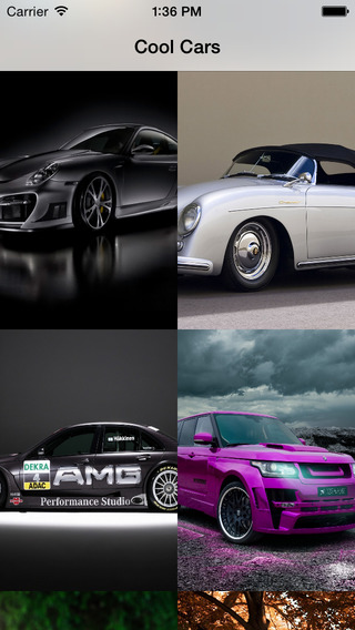 Cool Cars.