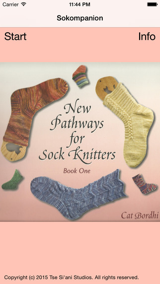 Sokompanion knitting
