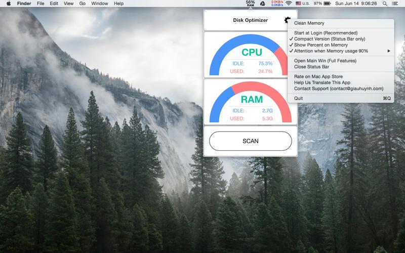 Disk Optimizer Screenshot - 3