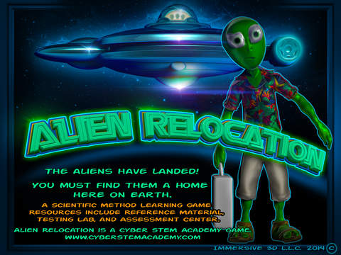 Alien Relocation