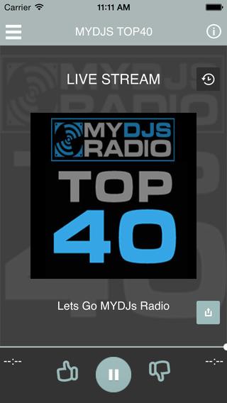 MYDJs 40