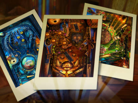 Pinball HD Collection screenshot