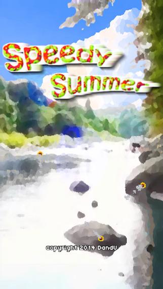Speedy Summer - ブロック崩し