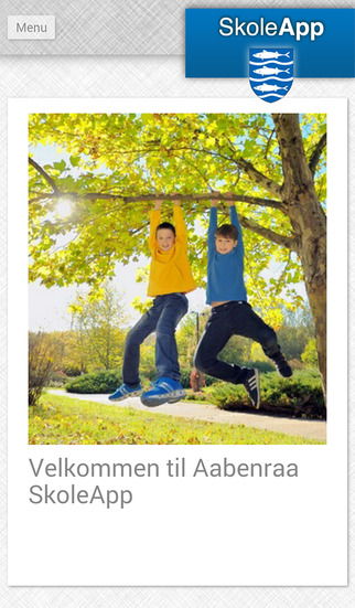 Aabenraa SkoleApp til iPhone