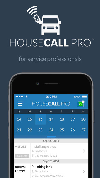 HouseCall Pro - Scheduling Invoicing Dispatching Field Service Software