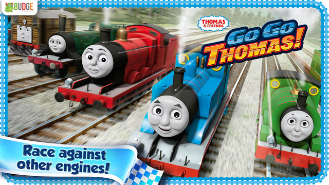 Thomas & Friends: Go Go Thomas! – Speed Challenge Screenshots
