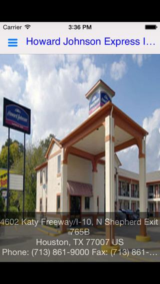 Howard Johnson Express Inn - Houston TX