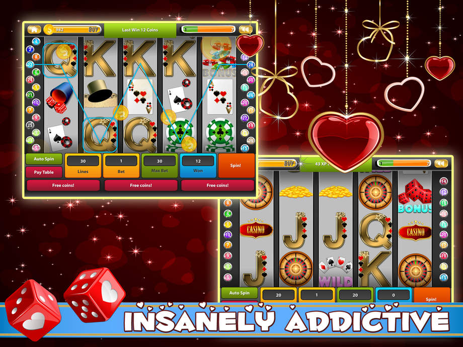 free online bonus slots for fun hearts spiel
