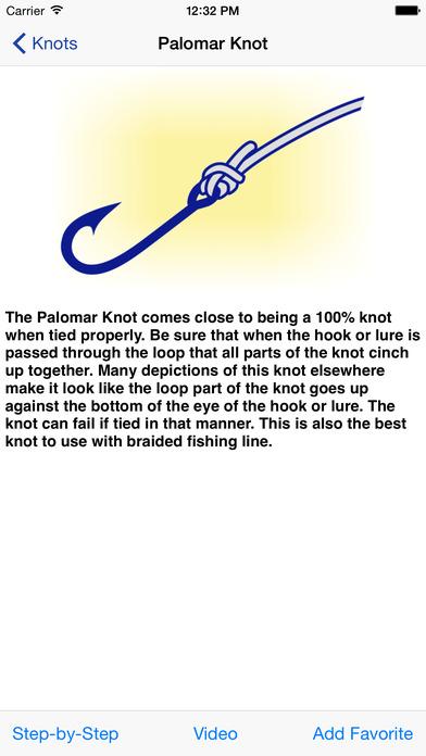Pro-Knot iPhone Screenshot 2