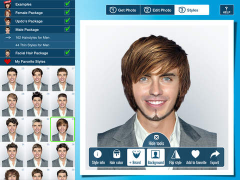 Best Image of App To Try On Hairstyles | Floyd Donaldson Journal