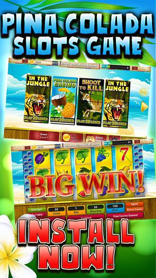 I Hate Paradise Casino - 30 Line Slots 777 Jackpot Panic