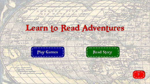 Learn To Read Adventures