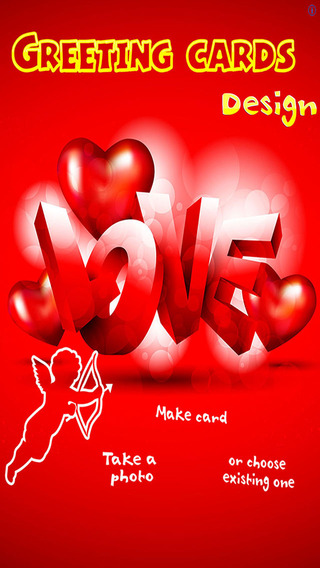 A¹ M Greeting Card Booth Free - Postcards maker for Happy Valentine's day