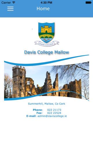 Davis College Mallow