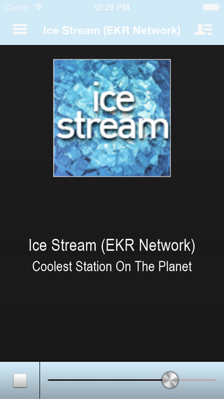 Ice Stream EKR Network