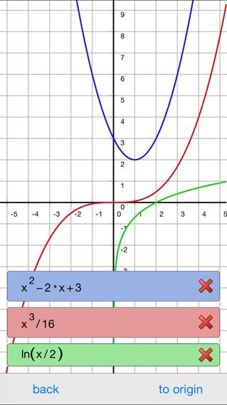 Symbolic Calculator iPhone Screenshot 5