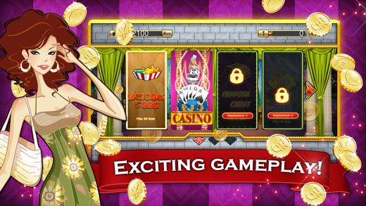`` Awesome 3-Reel Magic Casino Slots FREE