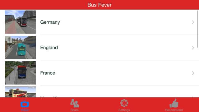 Bus Fever