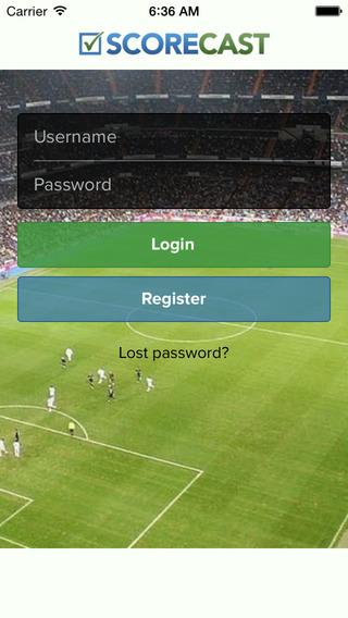 Scorecast Free - Champions League Predictions