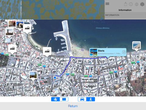 玩免費旅遊APP|下載Steris Beach Hotel app不用錢|硬是要APP