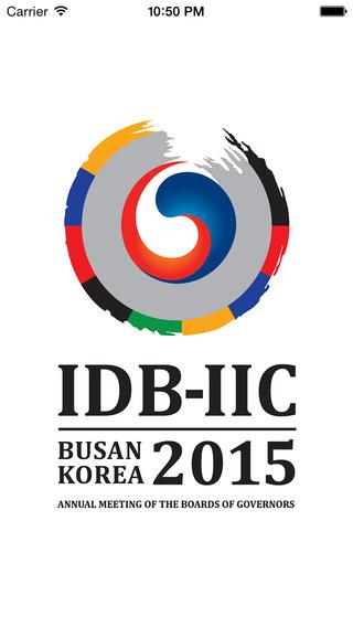 IDB-IIC Annual Meeting