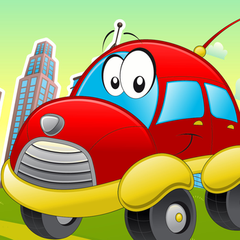 Cars and Pals: Car Truck and Train Jigsaw Puzzle Games for Kids and Toddler LOGO-APP點子