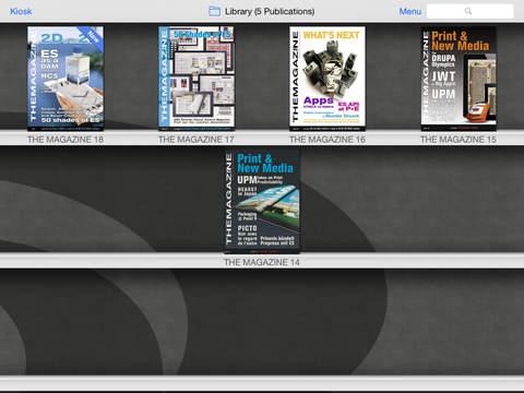 DALIM DVL iPad Screenshot 3