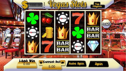 AAA Aace Vegas Casino Slots and Blackjack - 777 Edition