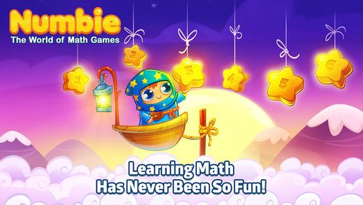 Numbie — Basic Math Skills for School. Learning games for Preschool and Kindergarten kids.